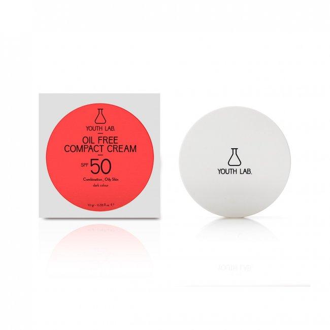 YOUTH LAB Oil Free Compact Cream Dark SPF50 10g
