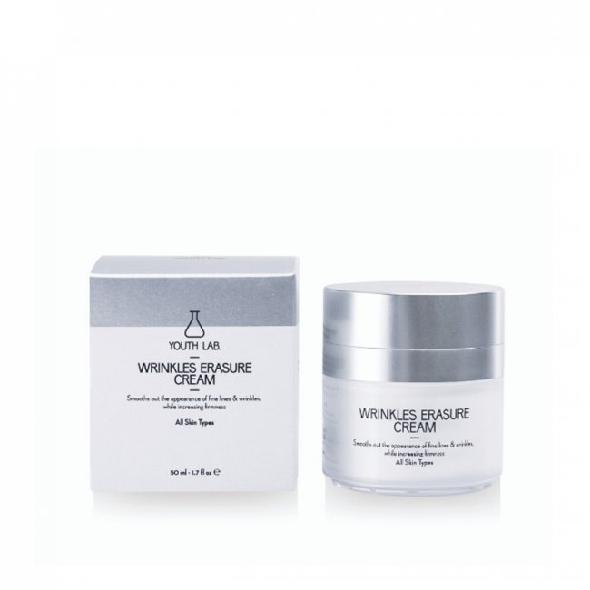 YOUTH LAB Wrinkles Erasure Cream 50ml