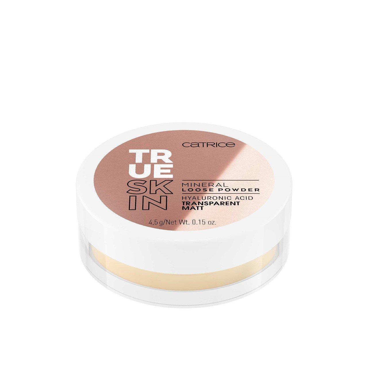 Catrice True Skin Mineral Loose Powder 20 Transparent Matt 20.20g