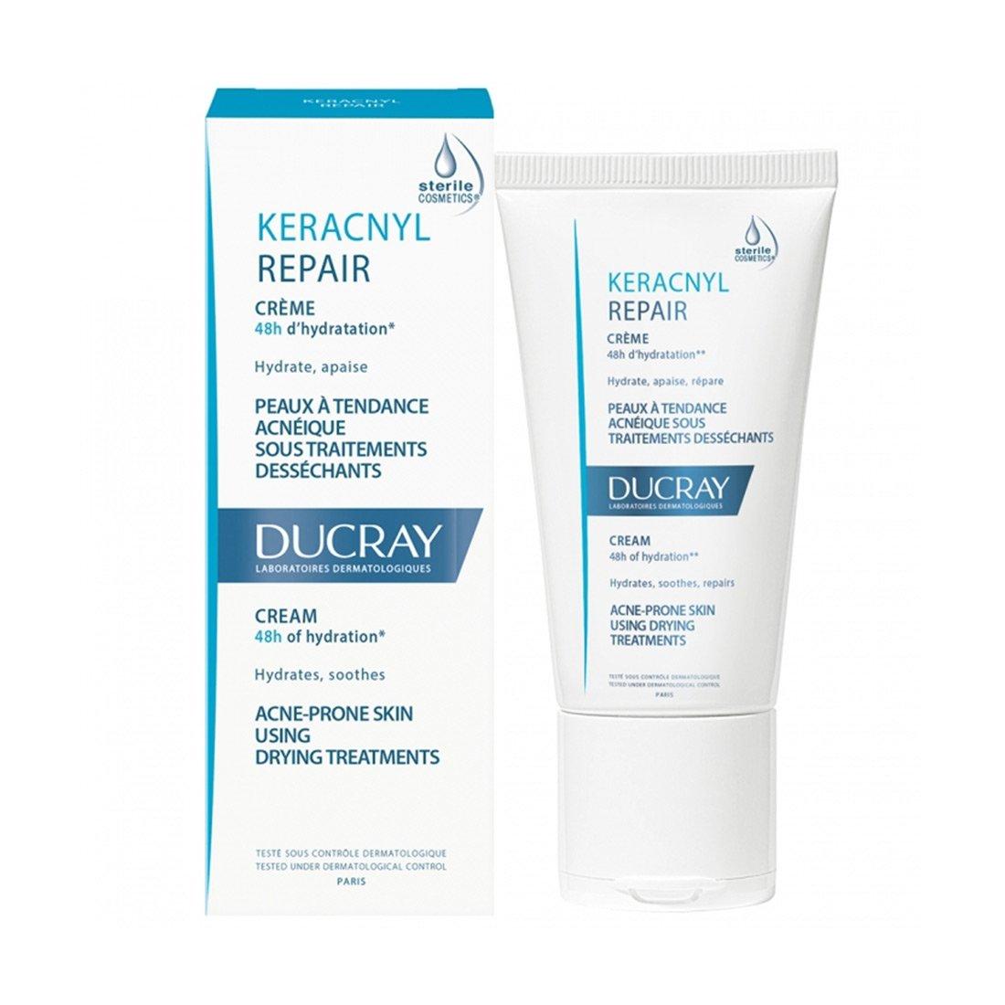 Buy Ducray Keracnyl Repair Cream Acne Treatments 50ml Russia