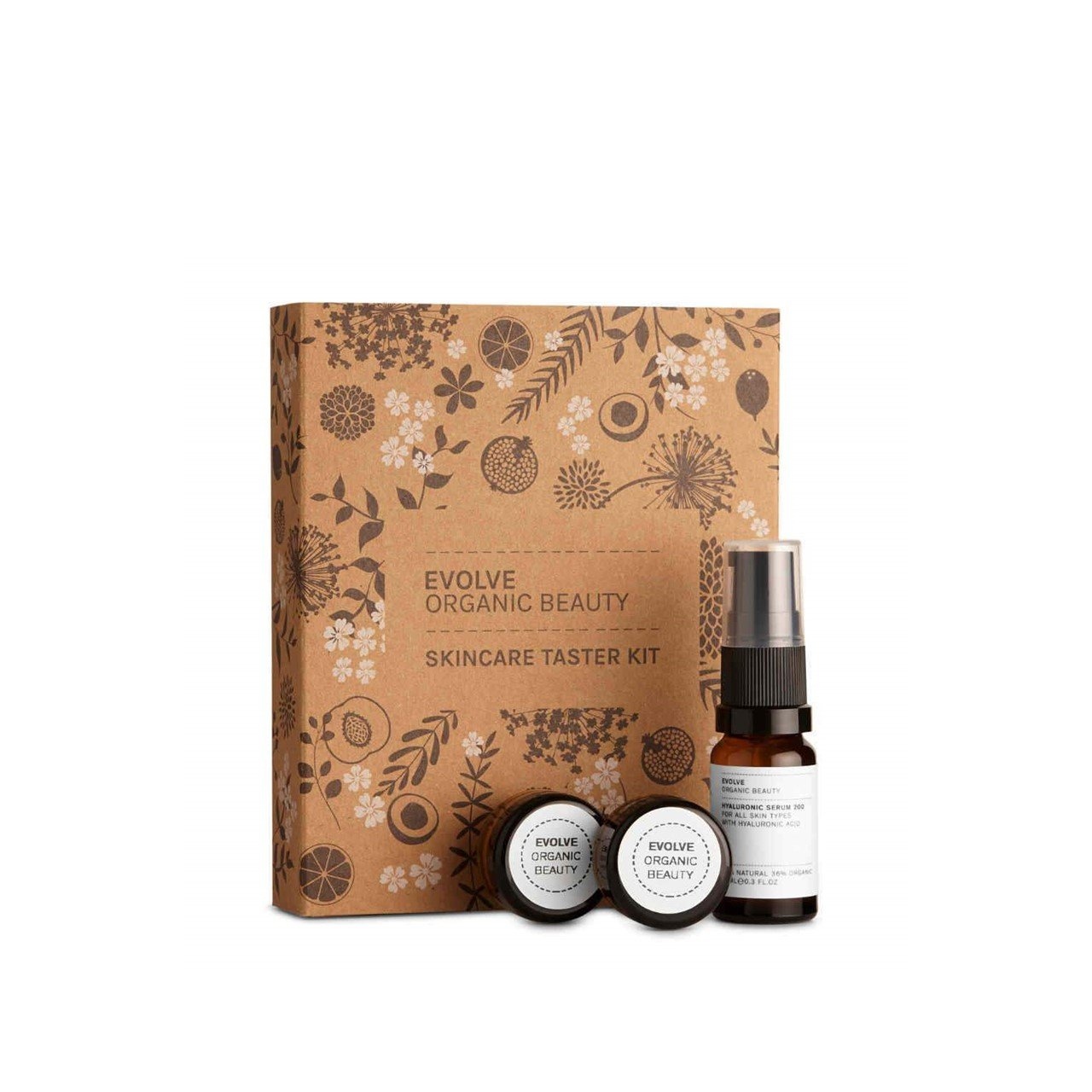 Evolve Organic Skincare Taster Kit