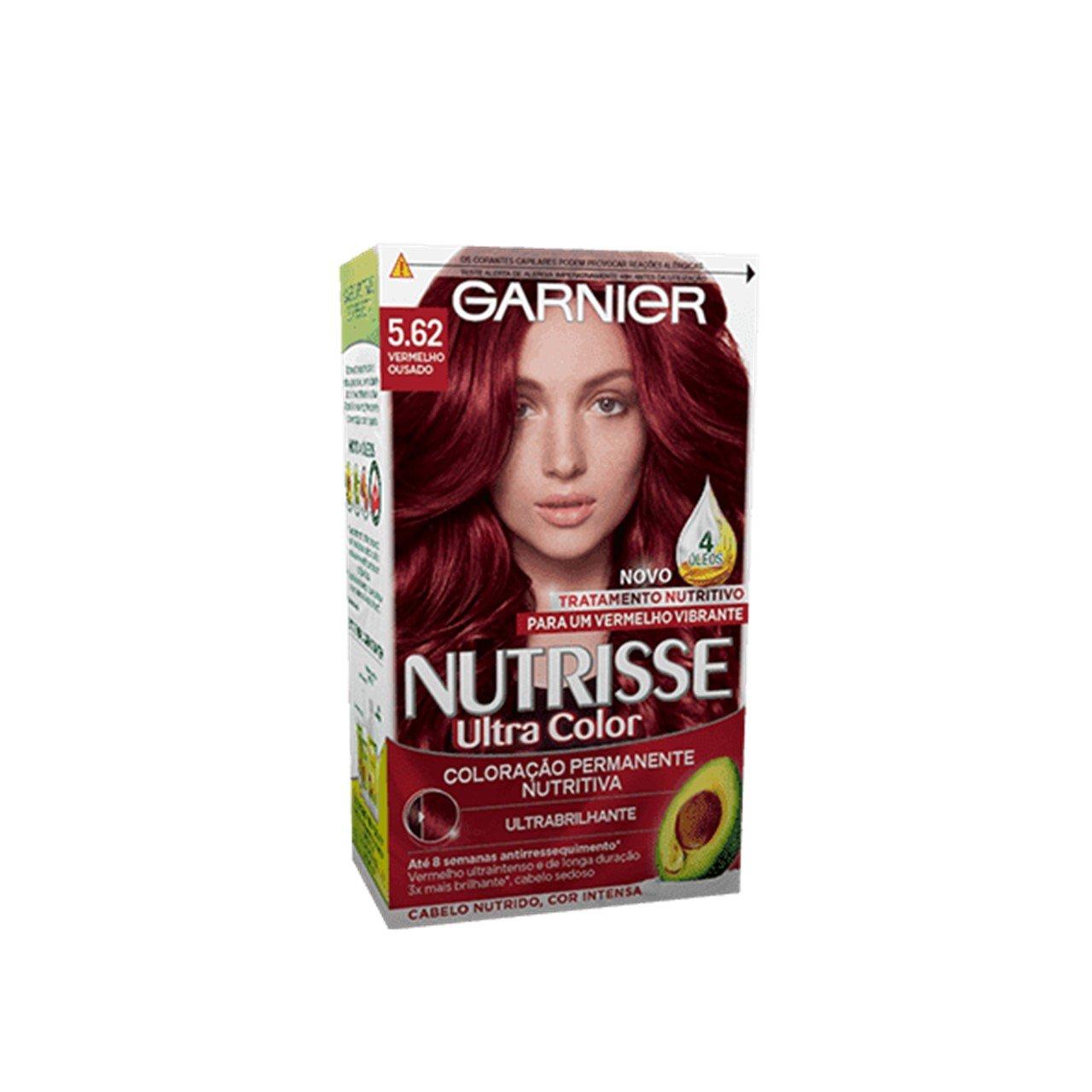 Garnier Nutrisse Ultra Color 9.9 Permanent Hair Dye