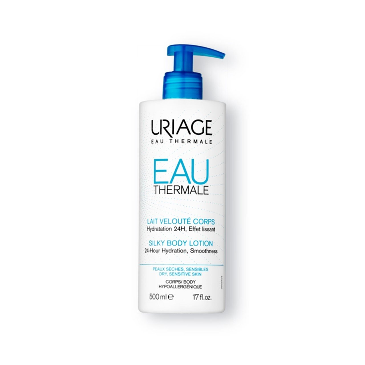 Buy Uriage Eau Thermale Silky Body Lotion 500ml · Nederland