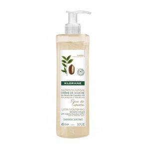 Klorane Body Cupuaçu Flower Nourishing Shower Cream 400ml