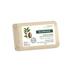 Klorane Body Cupuaçu Flower Cream Soap 100g