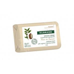 Klorane Body Cupuaçu Flower Cream Soap 100g
