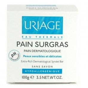 Uriage Pain Surgras Syndet Bar 100g