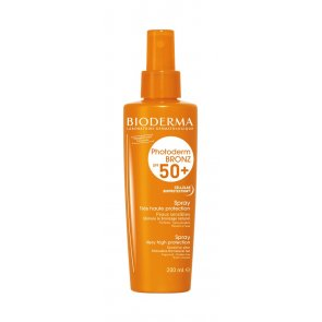 Bioderma Photoderm Bronz FPS50+ Leite Promotor do Bronzeado 200ml