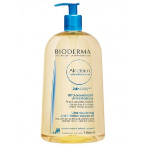 Bioderma Atoderm Huile de Douche Ultra-Nourishing Shower Oil 1L