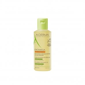 A-Derma Exomega Control Emollient Shower Oil 200ml