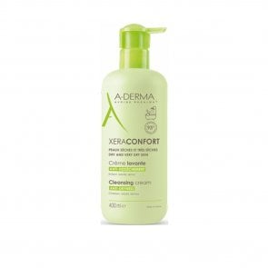 A-Derma XeraConfort Anti-Dryness Cleansing Cream 400ml