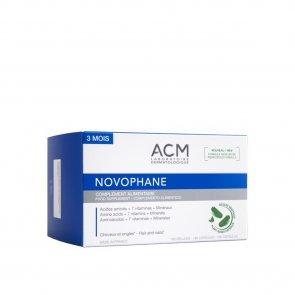 ACM Laboratoire Novophane Hair & Nails Food Supplement Capsules x180