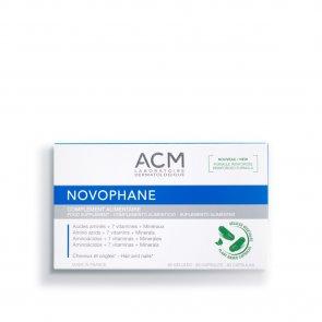 ACM Laboratoire Novophane Hair & Nails Food Supplement Capsules x60
