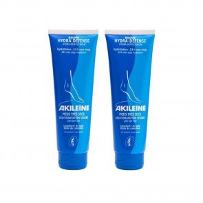 PROMOTIONAL PACK: Akileine Hydra-Defense Balm 2x125ml