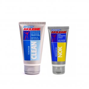 PROMOTIONAL PACK: Akileine Sports Clean 150ml + Anti Nok-Frets Cream 75ml