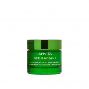 APIVITA Bee Radiant Smoothing & Reboot Night Gel-Balm 50ml