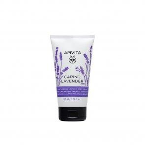 APIVITA Caring Lavender Moisturizing & Soothing Body Cream 150ml
