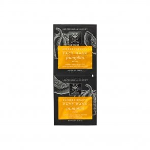 APIVITA Express Beauty Face Mask Pumpkin 2x8ml