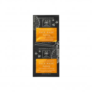APIVITA Express Beauty Face Mask Honey 2x8ml