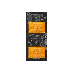 APIVITA Express Beauty Face Mask Honey 2x8ml