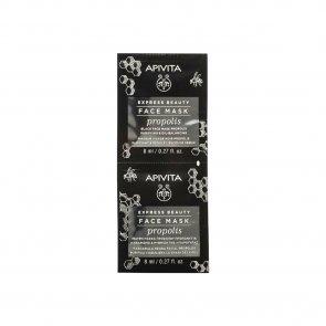 APIVITA Express Beauty Face Mask Propolis 2x8ml