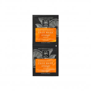 APIVITA Express Beauty Face Mask Orange 2x8ml