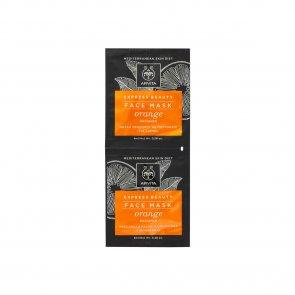 APIVITA Express Beauty Face Mask Orange 2x8ml