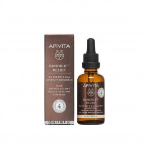 APIVITA Hair Care Dandruff Relief Oil 50ml