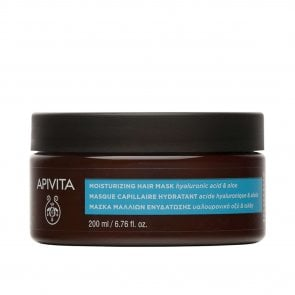 APIVITA Hair Care Moisturizing Hair Mask Hyaluronic Acid & Aloe 200ml