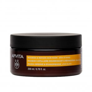 APIVITA Hair Care Nourish & Repair Hair Mask Olive & Honey 200ml