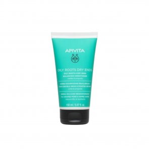 APIVITA Hair Care Oily Roots & Dry Ends Balancing Conditioner 150ml
