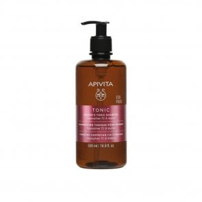APIVITA Hair Care Womens Tonic Shampoo 500ml