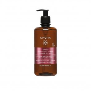 APIVITA Hair Care Womens Tonic Shampoo 500ml