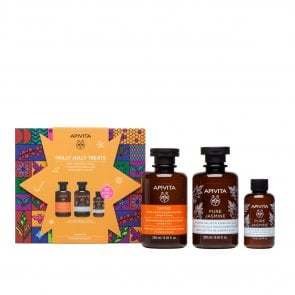 GIFT SET: APIVITA Holly Jolly Treats Coffret