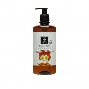 APIVITA Kids Hair & Body Wash Tangerine & Honey 500ml