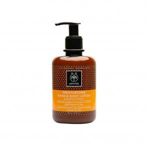LIMITED EDITION: APIVITA Moisturizing Hand & Body Lotion Grapefruit & Honey 300ml