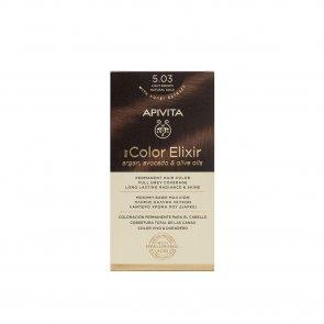 APIVITA My Color Elixir 5.03 Permanent Hair Color