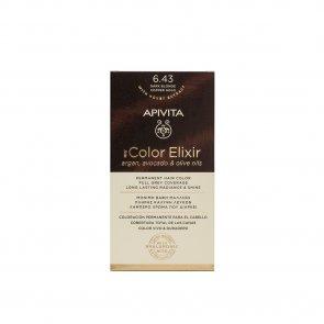 APIVITA My Color Elixir 6.43 Permanent Hair Color