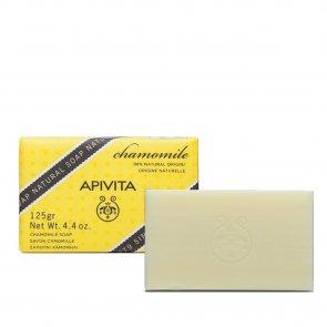 APIVITA Natural Soap with Chamomile 125g
