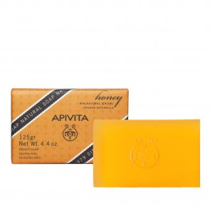 APIVITA Natural Soap with Honey 125g