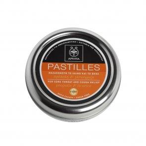 APIVITA Pastilles Propolis & Licorice 45g