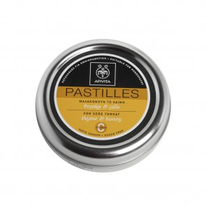 APIVITA Pastilles Thyme & Honey 45g