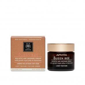APIVITA Queen Bee Holistic Age Defense Cream Light 50ml