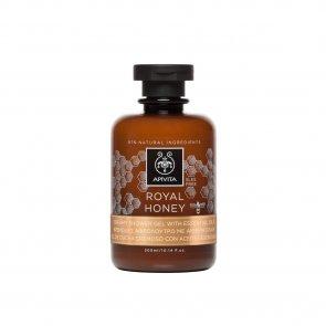 APIVITA Royal Honey Creamy Shower Gel Essential Oils 300ml