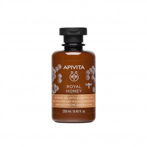 APIVITA Royal Honey Shower Gel Essential Oils 250ml