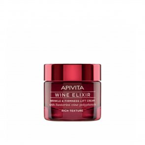 APIVITA Wine Elixir Wrinkle & Firmness Lift Cream Rich 50ml