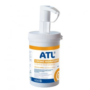 ATL Moisturising Cream Dry Sensitive & Reactive Skins 400g