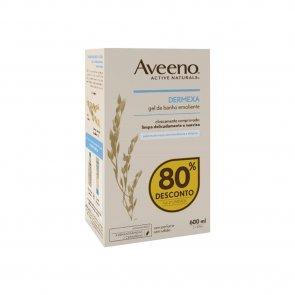 PACK PROMOCIONAL: Aveeno Dermexa Emollient Body Wash 300ml x2