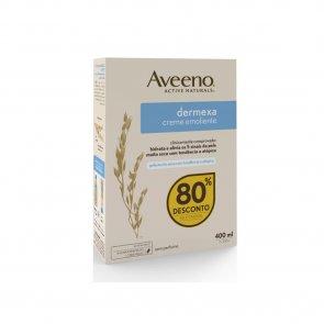 PACK PROMOCIONAL: Aveeno Dermexa Emollient Cream 200ml x2