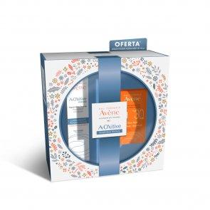 GIFT SET: Avène A-Oxitive Water-Cream Coffret
